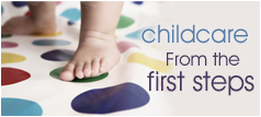 Childcare from the First Steps